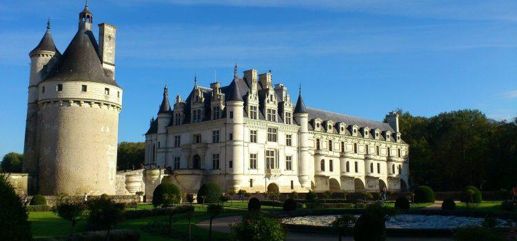 Les 4 châteaux à visiter dans la vallée de la Loire