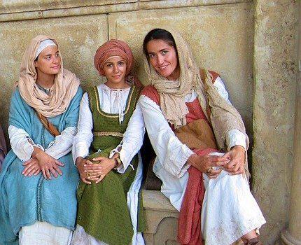 Voyage pour un pèlerinage en Israël